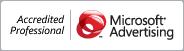 Microsoft Accredited Professional Badge